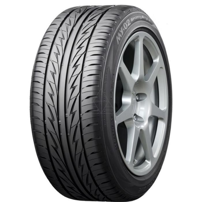 Летняя шина Bridgestone MY-02 Sporty Style 185/55 R15 82V