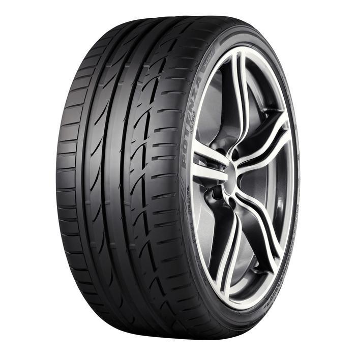 Летняя шина Bridgestone Potenza S001 215/55 R17 94W