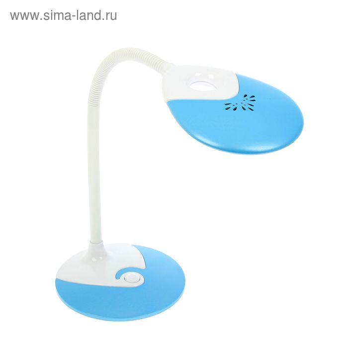 """Лампа настольная LED-лампа """"Осирис"""" МИКС, переходник в комплекте 56х16 см"""