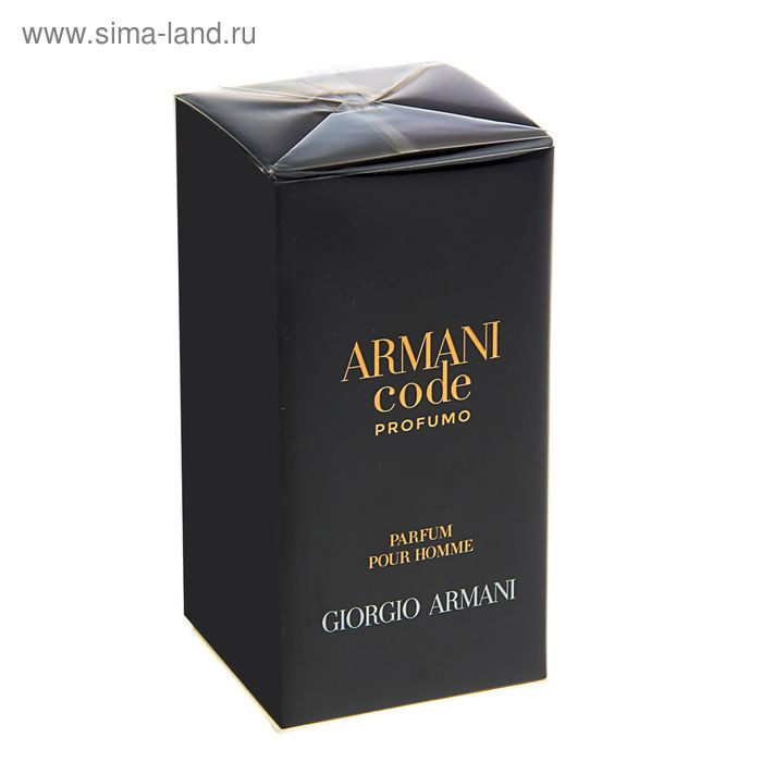 Парфюмерная вода Armani Code Profumo, 30 мл