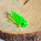 "Decorative glowing pendant ""Grasshopper"", 8.5 × 2 cm"
