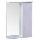 "Зеркало-шкаф ""Тура"", 60 х 15,4 х 83,2 см - фото 886495"