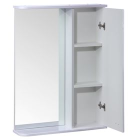 "Зеркало-шкаф ""Тура"", 60 х 15,4 х 83,2 см - фото 4651555"