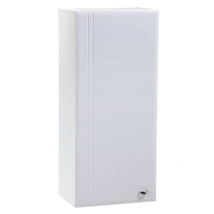 "Шкаф навесной ""Тура"", 36 х 24 х 80 см, с одной дверцей - фото 1629906"