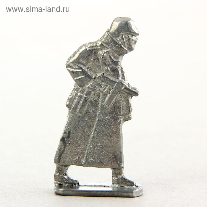 """Оловянный солдатик """"Жандарм. Вермахт"""""""