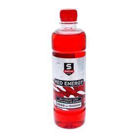 Напиток SportLine Red Energy, красная смородина, 2000 мг + 500 мл