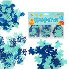 "Confetti ""Holiday"" set of 3 pack 21 grams, color blue"