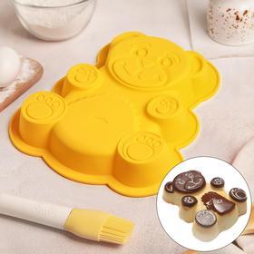 "Baking ""Bear"", MIX colors"