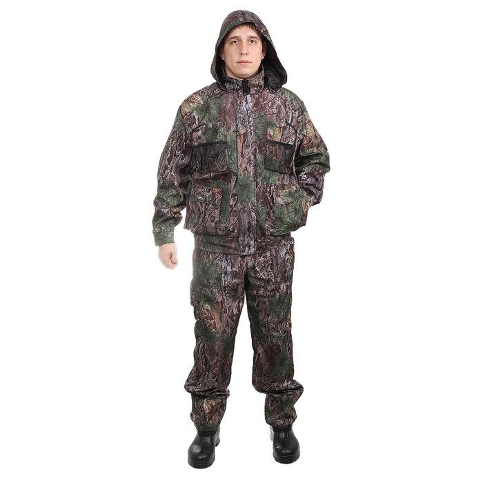 Костюм мужской «Турист», размер 48-50, рост 176