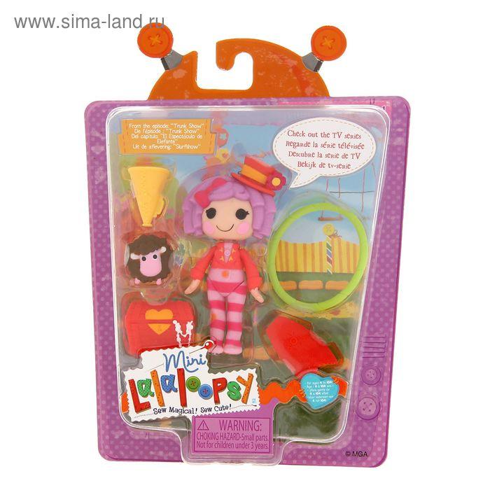Мини-кукла с питомцем, МИКС