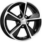 Диск литой K&K ZV_Corolla (КС681) 6.5x16 5x114.3 ET45 d60.1 алмаз чёрный Арт.64433