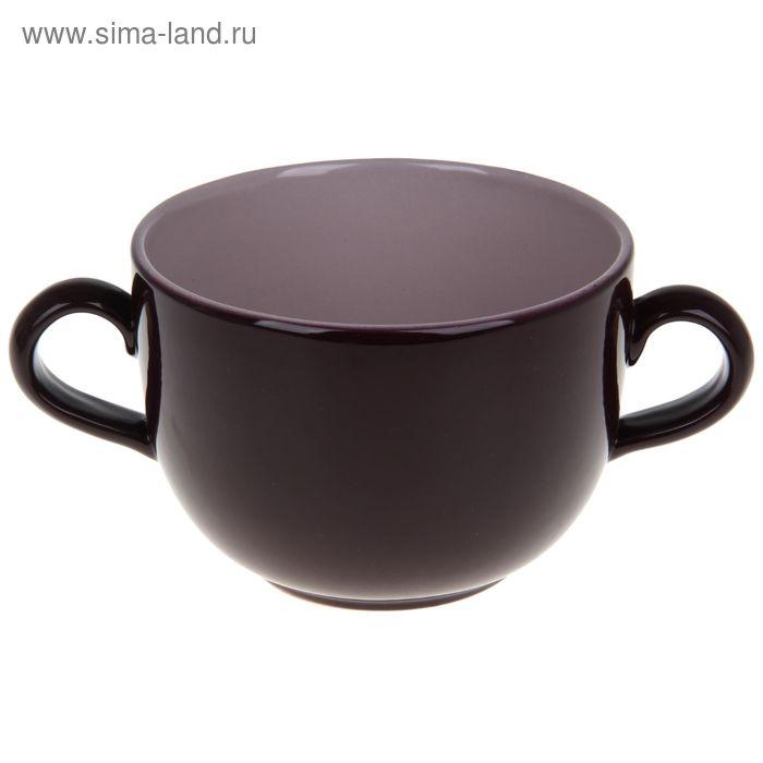 "Чашка для бульона 500 мл ""Ежевика"""