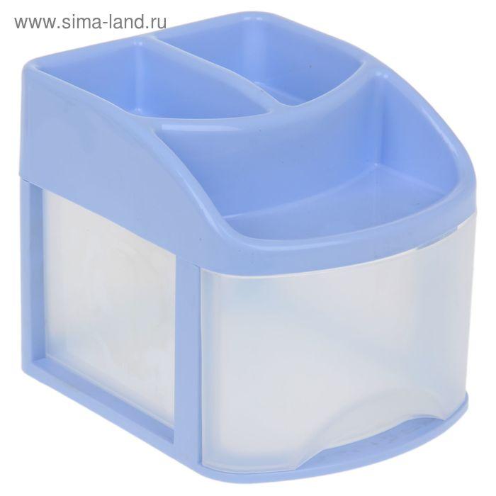 """Органайзер для хранения """"Минибокс-1"""" с дополнительными отделениями"""