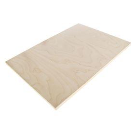 Планшет деревянный 50 х 70 х 2 см, фанера (для рисования эпоксидной смолой)