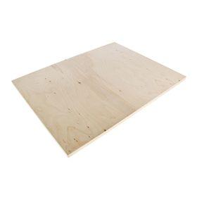 Планшет деревянный 60 х 80 х 2 см, фанера