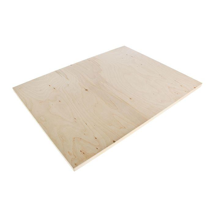 Планшет деревянный фанера 60*80*2 см