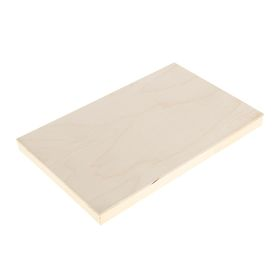 Планшет деревянный 20 х 30 х 2 см, фанера