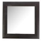 Зеркало настенное «Венге», 420х420 мм
