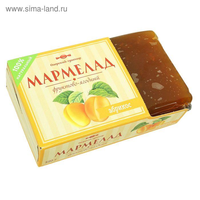 "Мармелад ""Озерский сувенир"", абрикос, 320 г"