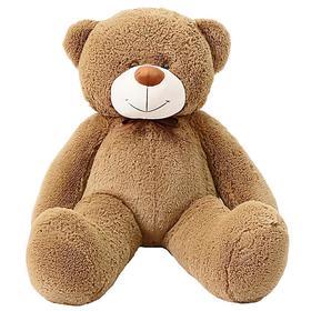 """Мягкая игрушка """"Мишка Фёдор"""", цвет серо-коричневый, 105 см"""