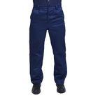 Брюки рабочие, размер 44-46, рост 182-188 см, цвет синий
