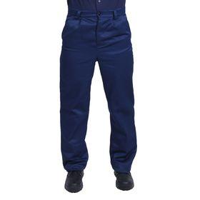 Брюки рабочие, размер 44-46, рост 182-188 см, цвет синий Ош
