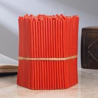 Свечи красные церковные №80, упаковка 2кг