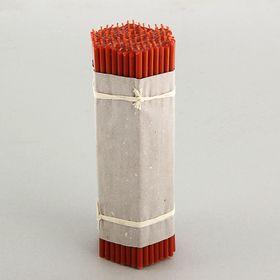 Свечи красные церковные №30, упаковка 2кг