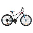 """Велосипед 24"""" Stels Navigator-450 V, 2016, цвет белый/чёрный/красный/синийразмер 12"""""""