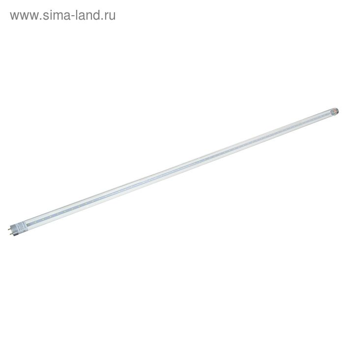 Лампа светодиодная ASD, G13, 18 Вт, 160-260 В, 4000 К, 1200 мм