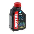 Моторное масло MOTUL ATV-UTV 4T 10W-40, 1 л