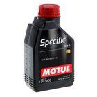 Моторное масло MOTUL Specific 913D 5W-30, 1 л