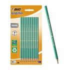 Набор карандашей чернографитных 10 штук BIC Evolution 650, HB 926411
