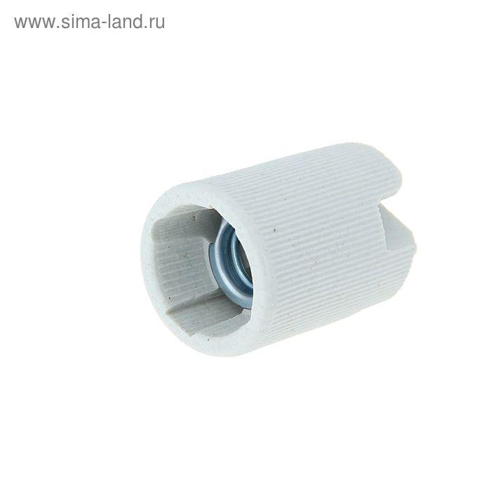 Патрон для ламп Uniel, Е14, керамика, без провода