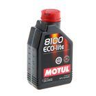 Моторное масло MOTUL 8100 Eco Lite 5W-30, 1 л