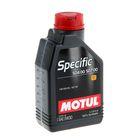 Моторное масло MOTUL Specific VW 50400/50700 5W-30, 1 л