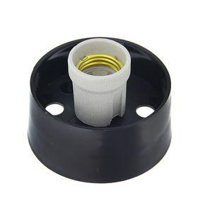 Основание Uniel, для резьбового соединения с рассеивателем d=150-200 мм, 96х65 мм Ош