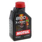 Моторное масло MOTUL 8100 X Clean FE 5W-30, 1 л