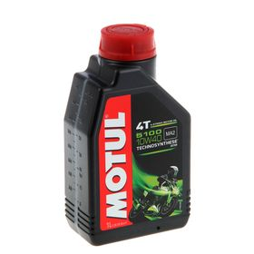 Моторное масло MOTUL 5100 Ester 4T 10W-40, 1 л