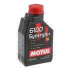 Моторное масло MOTUL 6100 Synergie + 5W-30, 1 л