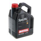 Моторное масло MOTUL Specific BMW LL 04 5W-40, 5 л