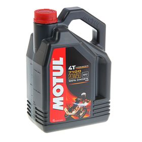 Моторное масло MOTUL 7100 4T 20W-50, 4 л