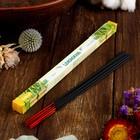 Благовония четырехгранник Sarathi Lemon Grass Лимонник 8 палочек в упаковке