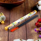 """Благовония Sarathi """"Frankincense. Ладан"""", 8 палочек в упаковке, четырёхгранник"""