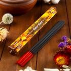 """Благовония Sarathi """"Esoteric Gold Rain. Золотой дождь"""", 20 палочек в упаковке, шестигранник"""