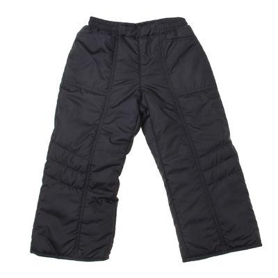Брюки для мальчика, рост 98 см, цвет черный_Б 02-52