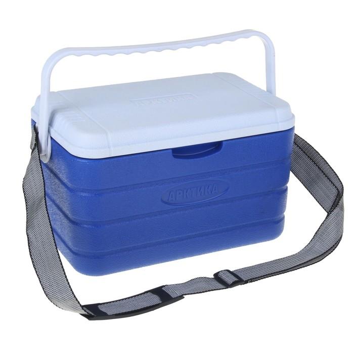 Изотермический контейнер «Арктика», 10 л, синий