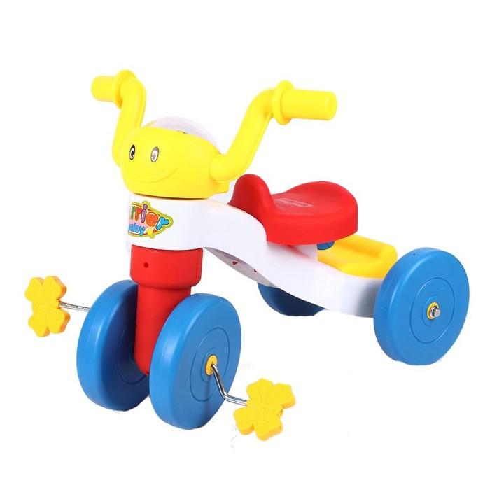 Мотоцикл велосипед для малышей, в пакете