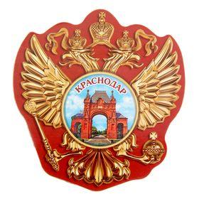 """Magnet in the form of the emblem of the """"Krasnodar"""""""