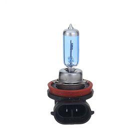 Комплект галогенных ламп TORSO H8, 4200 K, 12 В, 55 Вт, 2 шт., SUPER WHITE